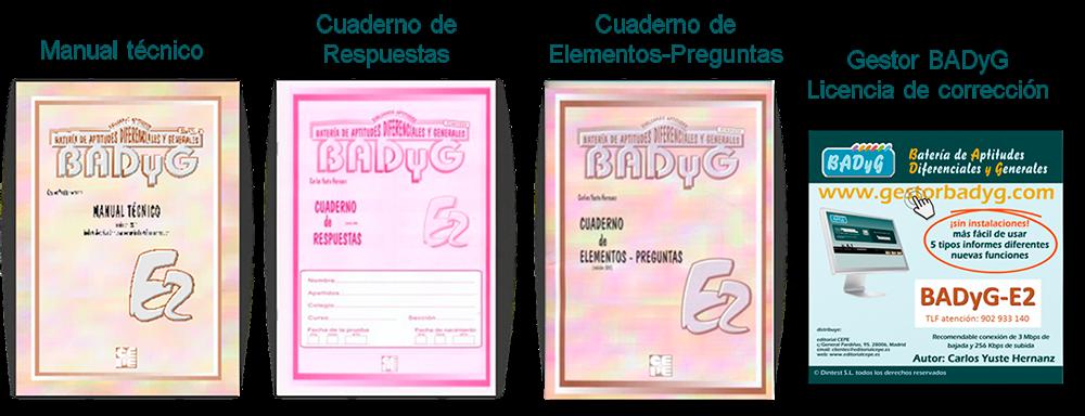 BADyG-E2_Materiales